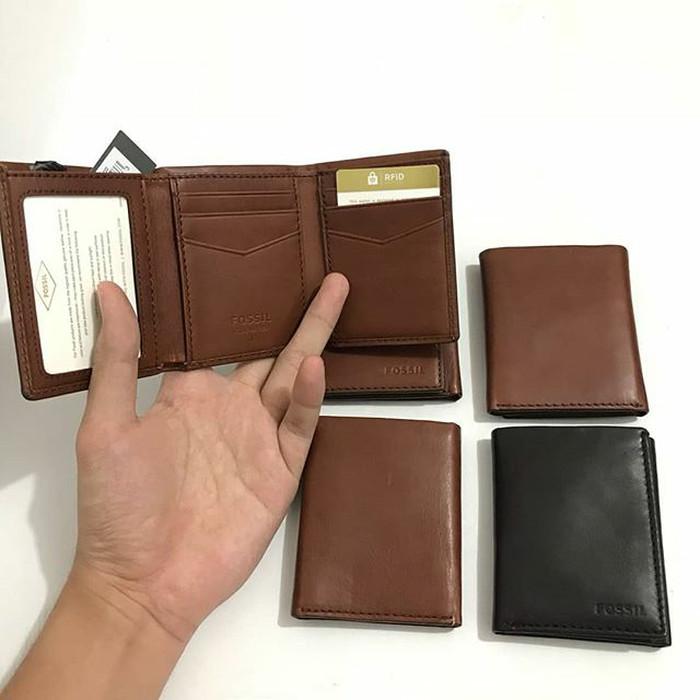 harga Dompet fossil original - fossil carter wallet trifold Tokopedia.com
