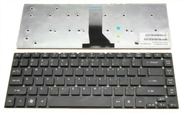 harga Original keyboard acer aspire es14 es1-431 es1-411 v3-472pg - hitam Tokopedia.com