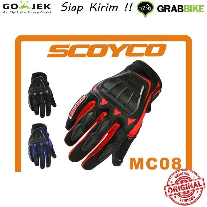 harga Sarung tangan scoyco  motocross trail sepeda gunung downhill  mc 08 Tokopedia.com