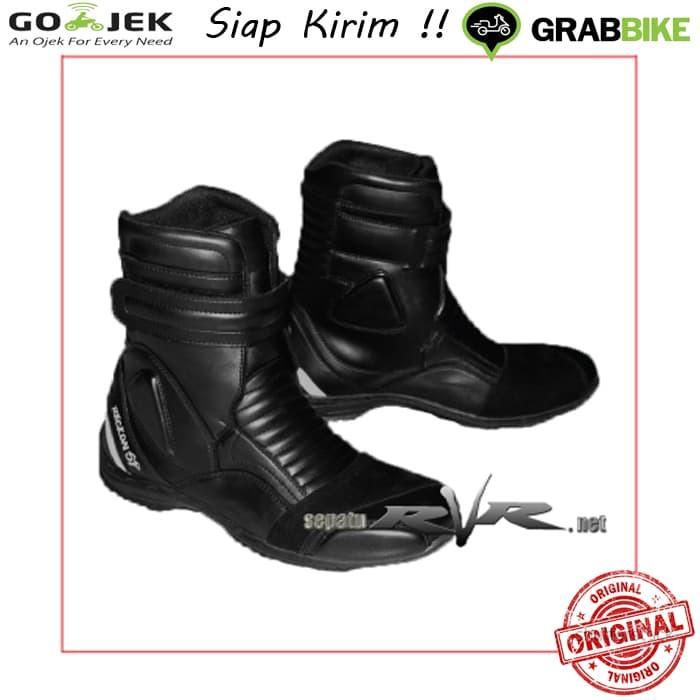 harga Sepatu motor touring rvr Tokopedia.com
