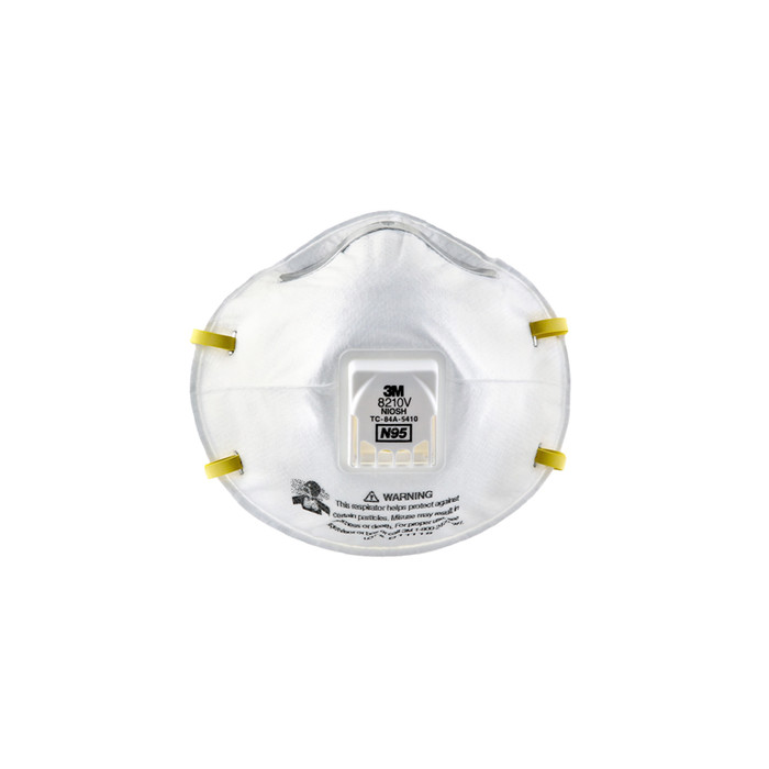 harga 3m n95 particulate respirator 8210v 10 masker debu - each10 /box Tokopedia.com