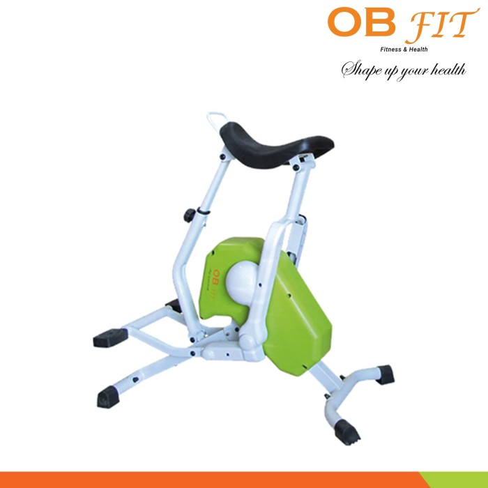 horse rider ob-6213 by ob fit promo termurah high recommended - hijau muda