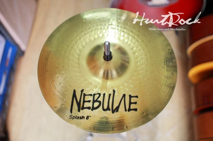 harga Cymbal nebulae splash 8 inch Tokopedia.com