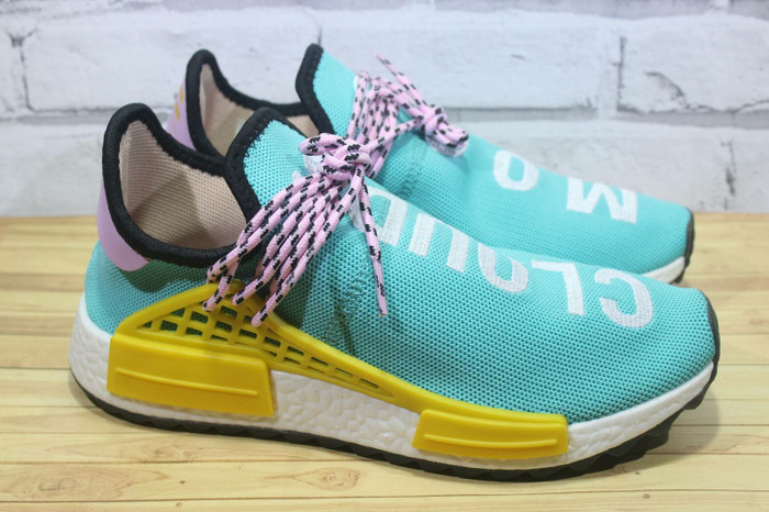 1650b09585cbf Jual Sepatu Adidas NMD Human Race x Pharrell William Cloud Mood ...