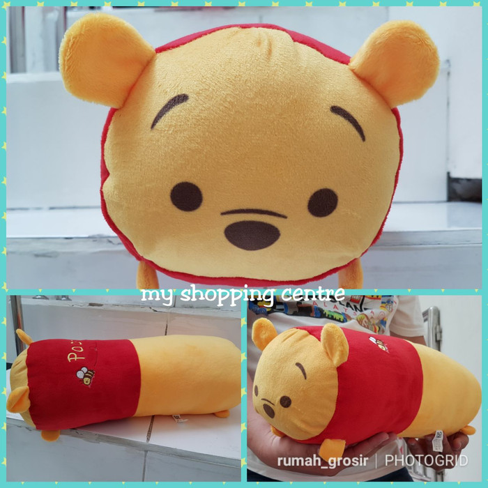 harga Guling boneka tsum winnie the pooh bear Tokopedia.com