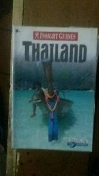 buku impor INSIGHT GUIDE THAILAND