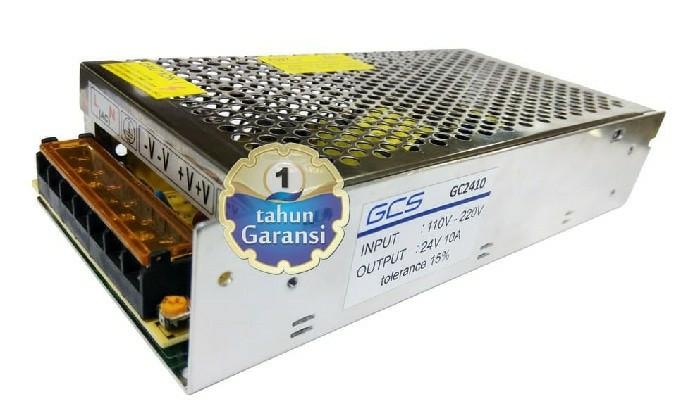 Power supply 24v 15a 360watt murni