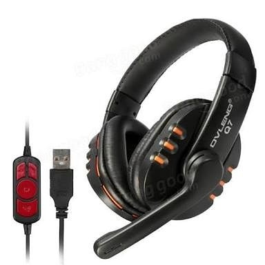harga Ovleng q7 usb headphone original Tokopedia.com