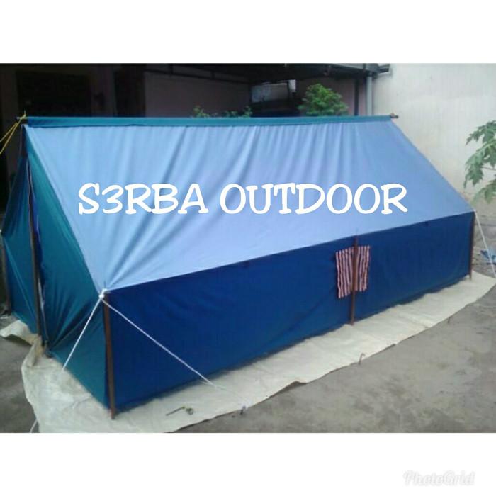 harga Tenda camping pramuka beregu Tokopedia.com