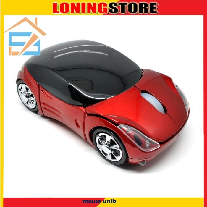 harga Mouse unik / wireless car style optical mouse 2.4ghz Tokopedia.com