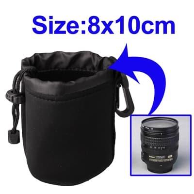 harga Pouch neoprene lensa dslr dengan clip (8x10cm) Tokopedia.com