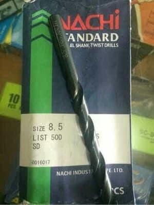 harga Nachi mata bor 8,5 mm Tokopedia.com