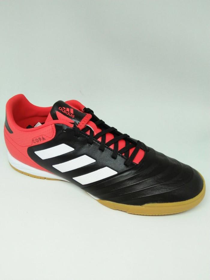 ... harga Sepatu futsal adidas original copa tango18.3 in hitam merah new  2018 Tokopedia. 63d6a8649d