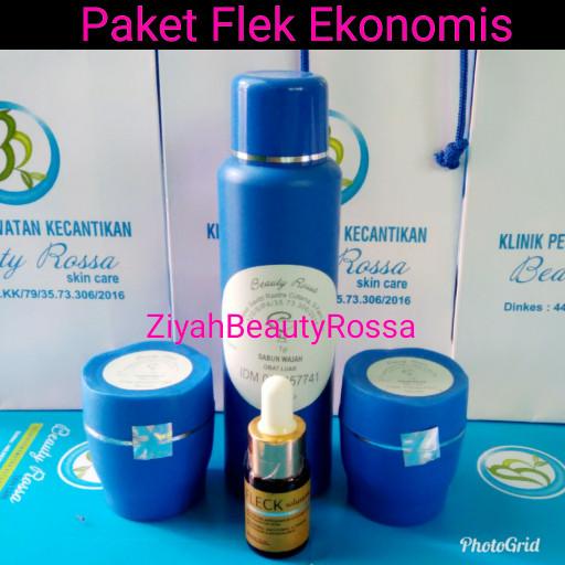 harga Paket flek ekonomis beauty rossa Tokopedia.com