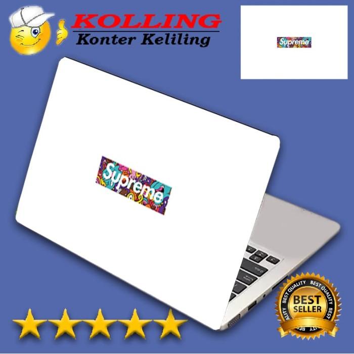 harga Garskin laptop supreme 14 skin laptop stiker laptop Tokopedia.com