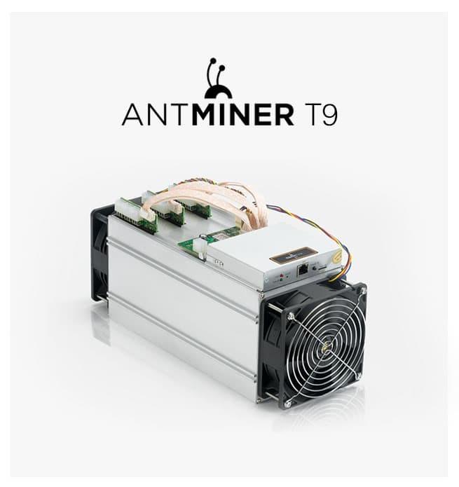 harga Antminer T9 Ready Stok Blanja.com