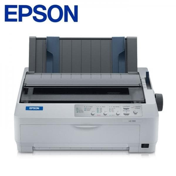 EPSON LQ-590 DOT MATRIX PRINTER WINDOWS 7 X64 TREIBER