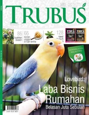 harga Majalah trubus edisi maret 2018 Tokopedia.com