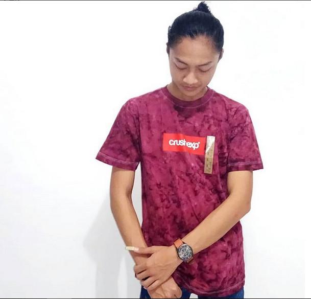 T Shirt/Kaos/Baju Pria Distro Crush Exp Full Print Original murah