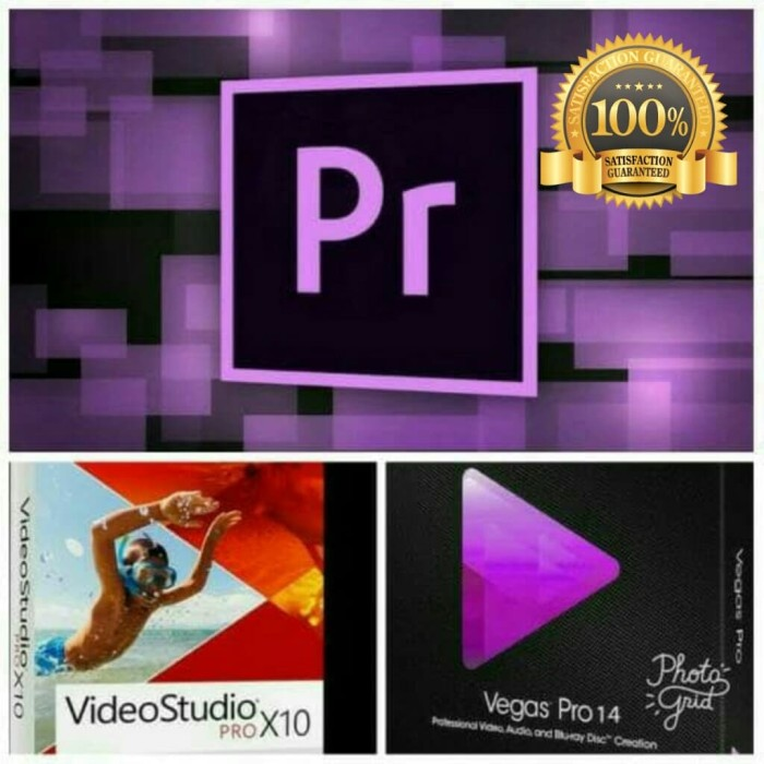 harga 00 paket media - adobe premiere & video studio & sony vegas 14 64 bit Tokopedia.com