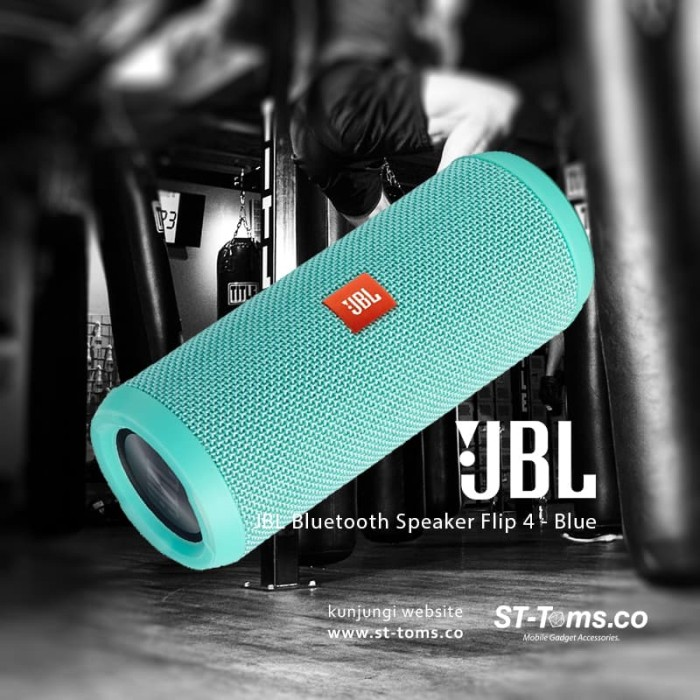 harga Jbl bluetooth speaker flip 4 - teal Tokopedia.com