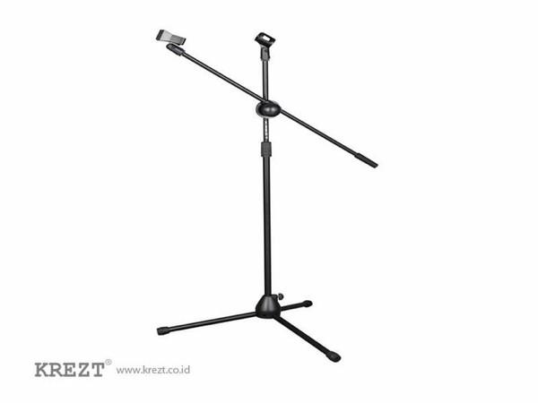 harga Krezt nb 200/boom straight stand mic Tokopedia.com