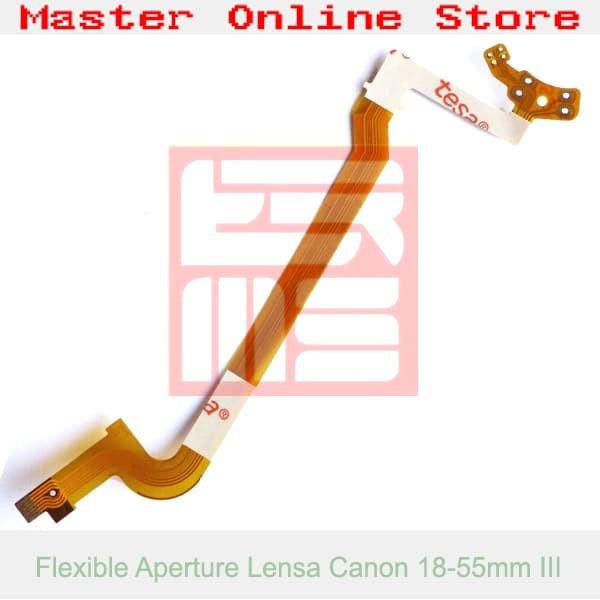 harga Flexible aperture lensa camera digital slr canon ef 18-55 18-55mm iii Tokopedia.com