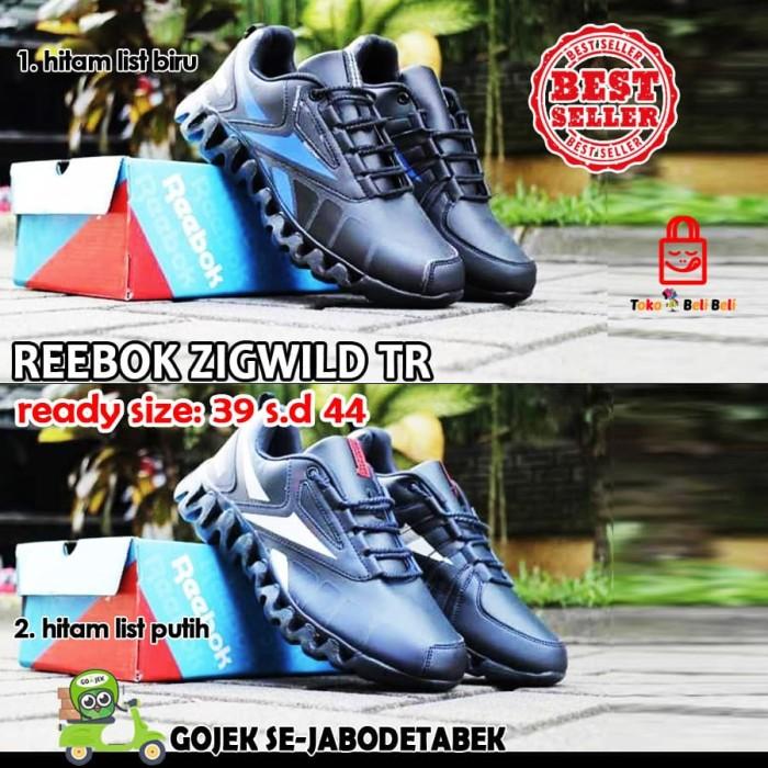 Sepatu Reebok Zigwild Tr - Import. Sepatu Pria. Sepatu Sneaker Pria . 41752ee3c6