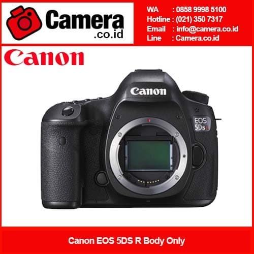 harga Canon eos 5ds r body only Tokopedia.com