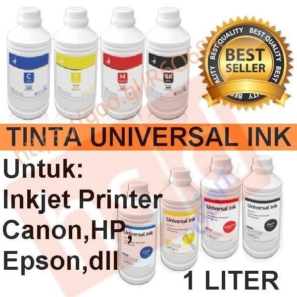 Jual Tinta 1L Refill Isi Ulang 1 Liter Printer Canon HP Epson Brother Murah  - Kab  Gresik - HSD  point   Tokopedia