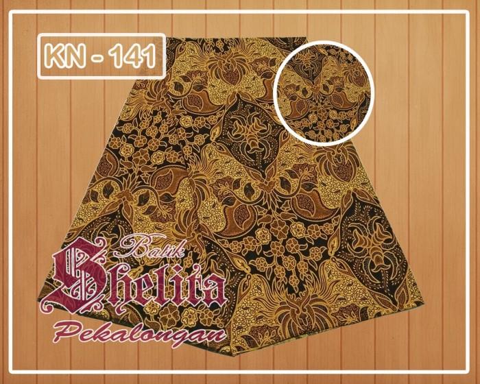 harga Kain batik pekalongan / kain embos / kain batik modern / batik kn-141 Tokopedia.com