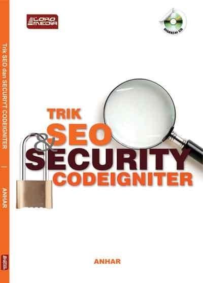 harga Trik seo dan security codeigniter Tokopedia.com