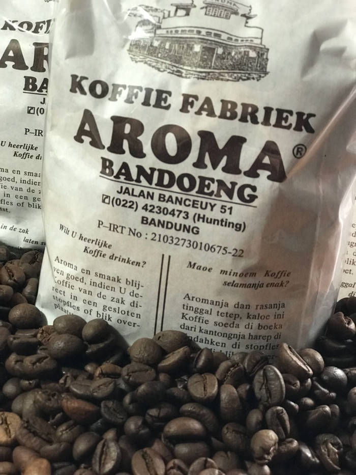 Foto Produk Kopi AROMA Bandung // Arabica Mocca dari golden100olshop
