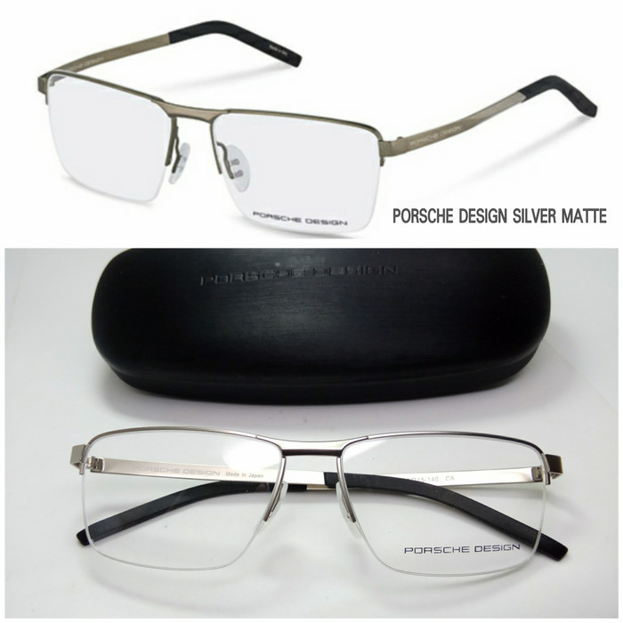 Jual kacamata porsche design half free lensa Anti radiasi emi dan uv ... 1322027726