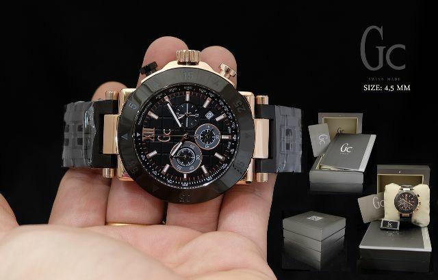 Jual Gc Guess Collection Black Gold Jam Tangan Pria Exclusive ... bb023d80c4