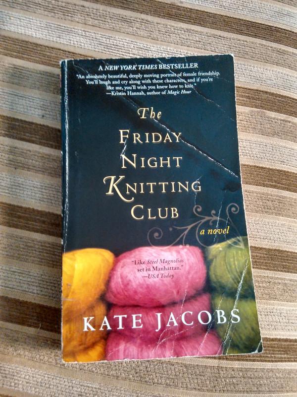 Jual The Friday Night Knitting Club Tokosabrina Tokopedia