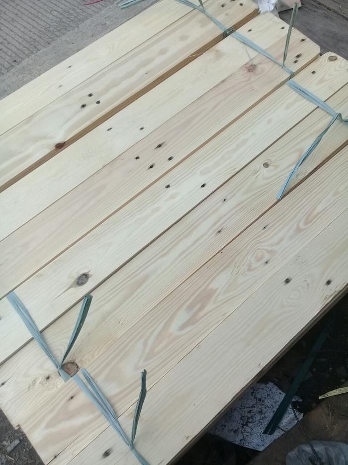 harga Pallet kayu jati belanda dan balok Tokopedia.com