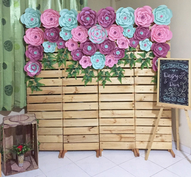 Jual Wedding Backdrop Kayu Jati Belanda Rustic Wooden Wedding Backdrop Kota Bogor Anugerah Sarana Abadi Cv Tokopedia