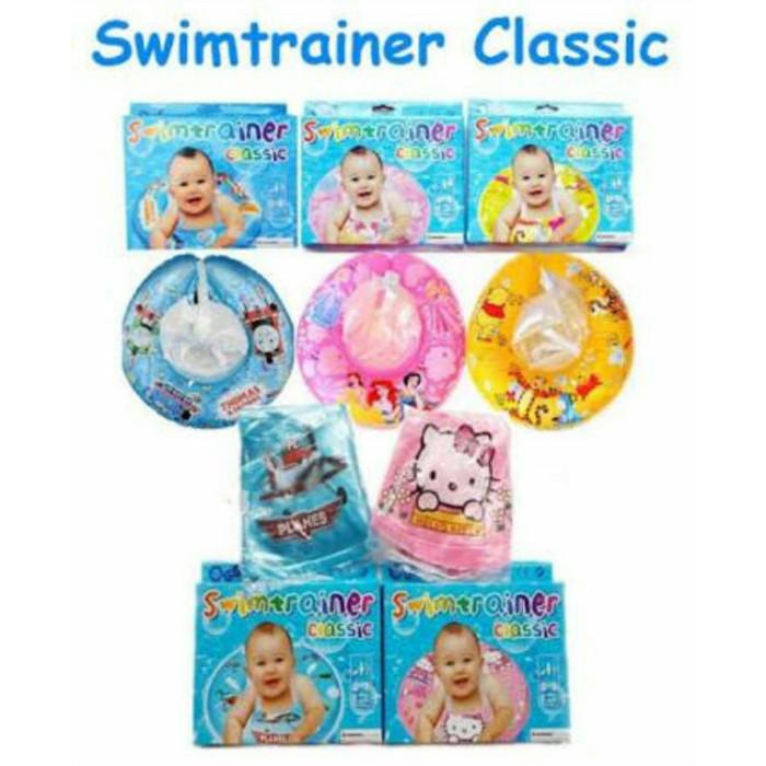 harga Swim trainer classic karakter 5 motif - pelampung bayi Tokopedia.com
