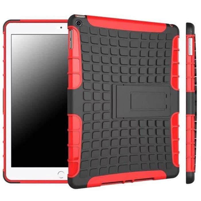 harga Rugged armor kickstand apple ipad mini 2 / 3 hardcase back cover casin Tokopedia.com