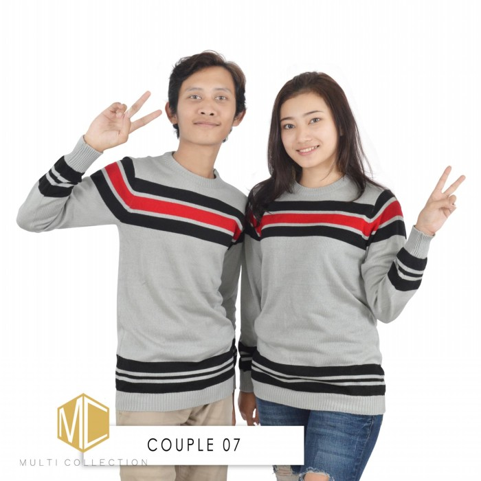 harga Couple 07 | baju rajut | sweater couple | sweater rajut Tokopedia.com