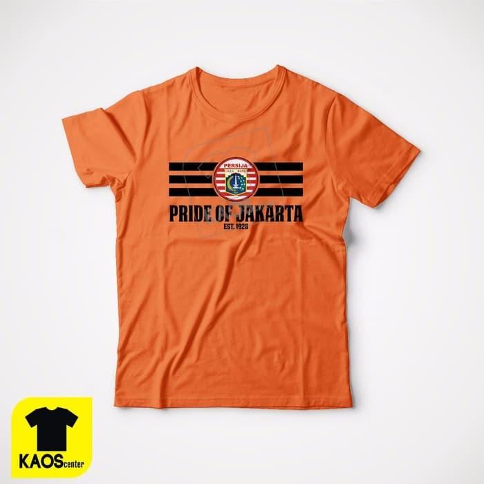 harga Kaos t-shirt baju jersey persija pride of jakarta 1928 jakmania Tokopedia.com
