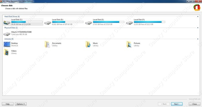 Download RS Recovery Software 2018 Full Version