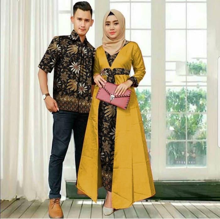 Jual Premium Couple Melinda Couple Muslim Couple Batik Muslim Couple Kebaya Kota Malang Surya Gemilang 999 Tokopedia