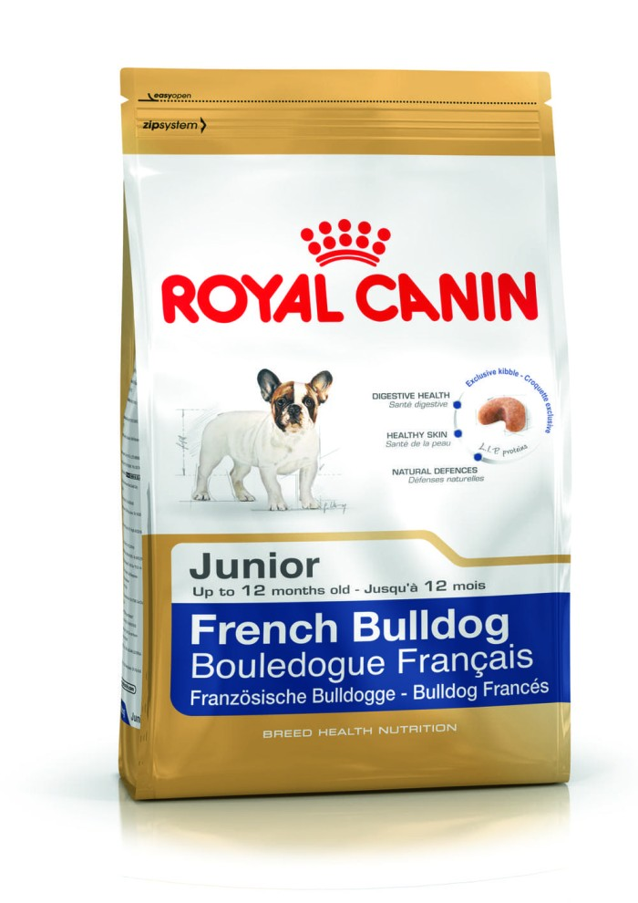 harga Makanan anjing royal canin french bulldog junior 3kg Tokopedia.com