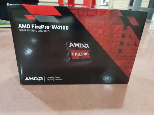 Jual AMD FirePro W4100 2GB DDR5 - tf com | Tokopedia