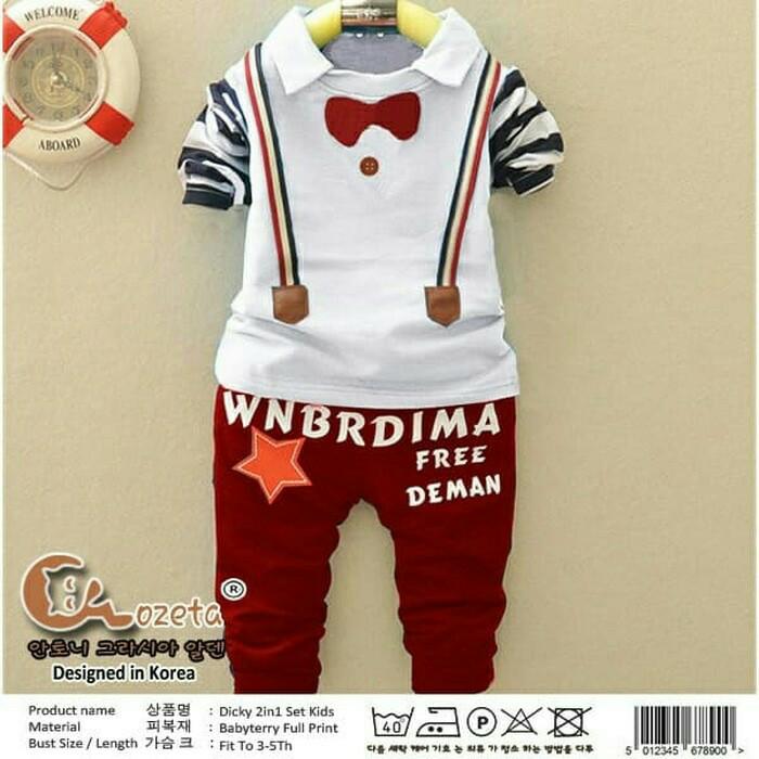 Katalog Baju Setelan Anak Laki Laki DaftarHarga.Pw
