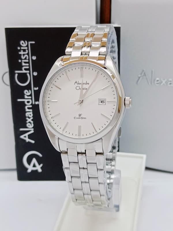 Jam tangan wanita alexandre christie original ac 8558 ld fsv