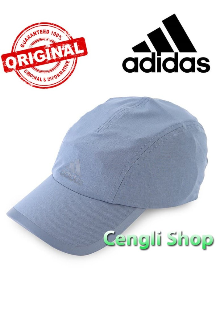 Jual Topi ADIDAS Original Terbaru Run ClimaLite Running Cap Olah ... 7948086c33