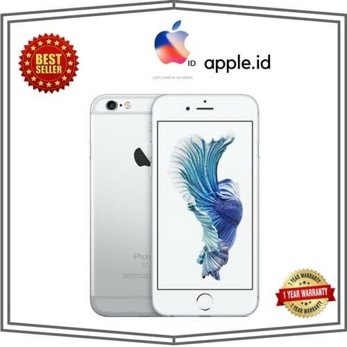 ... harga [terbatas] iphone 6s 16gb 16 gb silver garansi internasional 1 tahun Tokopedia.